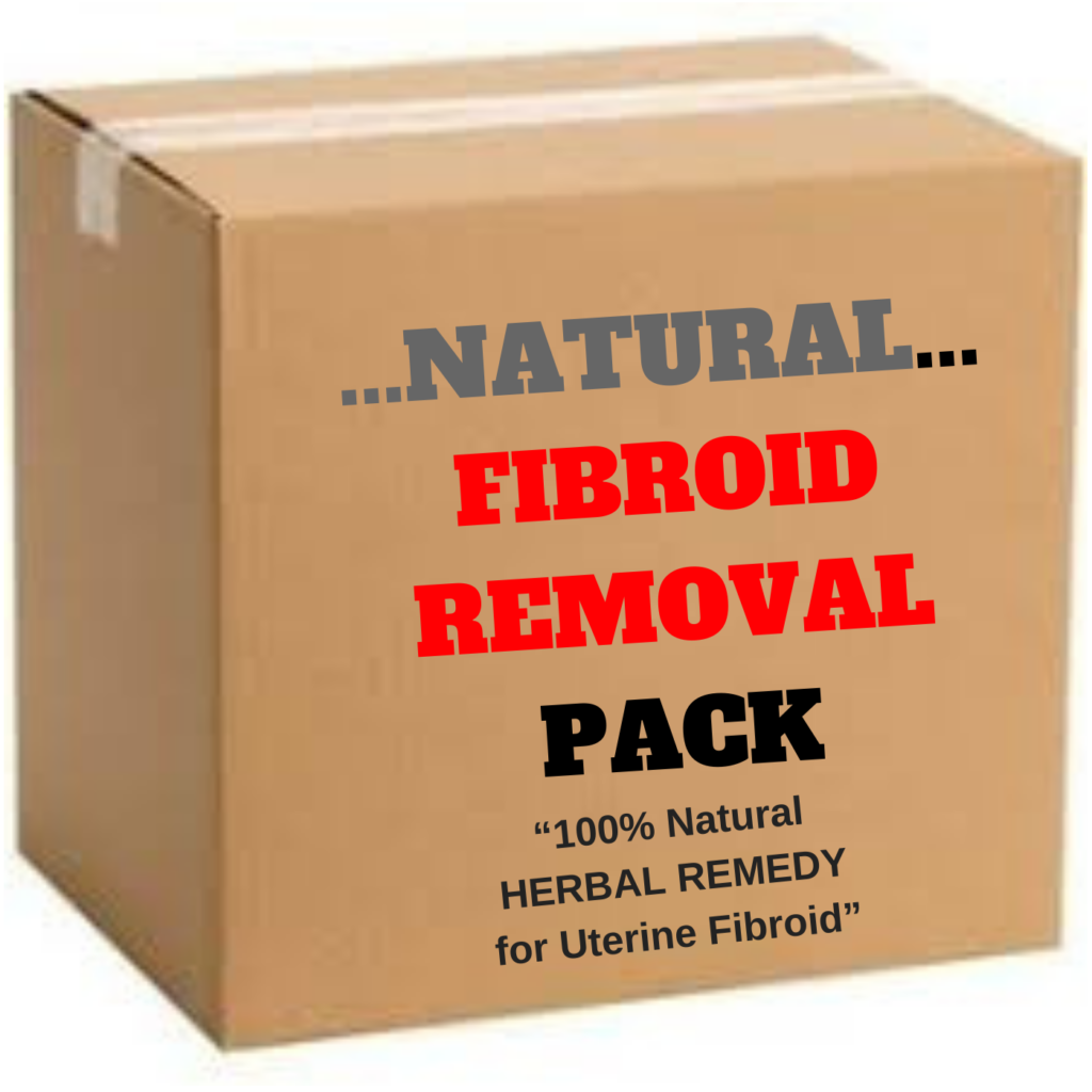 Fibroid Removal Pack