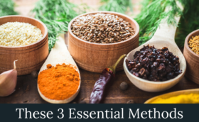These 3 Essential Methods Has Helped Me Shrink Fibroids Naturally!